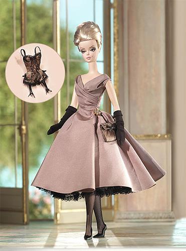 Барби в стиле 50 х