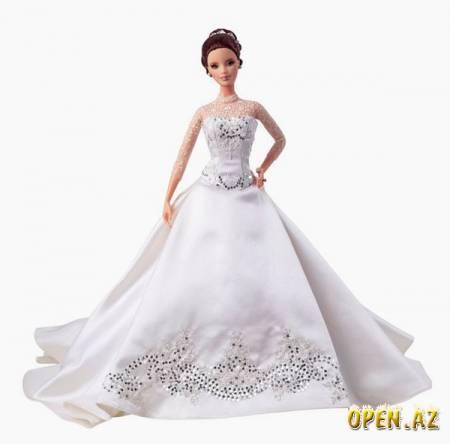 Барби коллекционная в свадебном платье - Куклы и мода ...